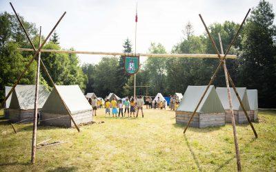 Skautský letný tábor 2021